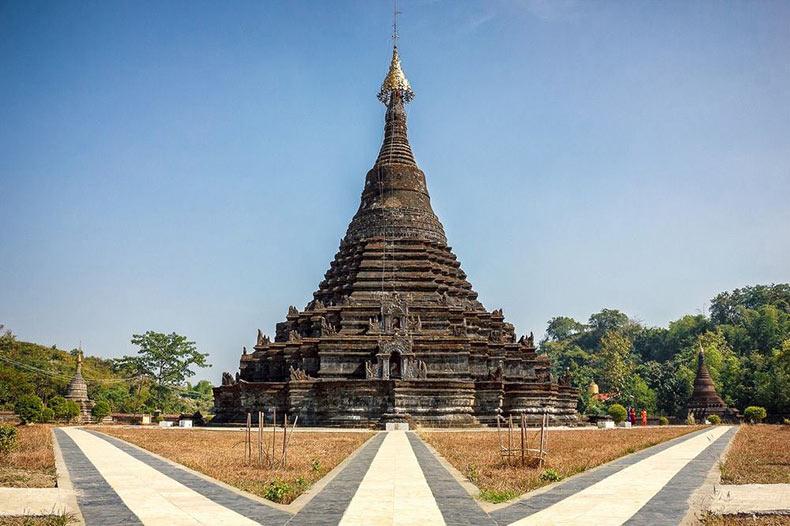 Las ruinas de Mrauk | Birmania