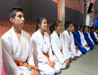 Campeones Nacionales de Judo
