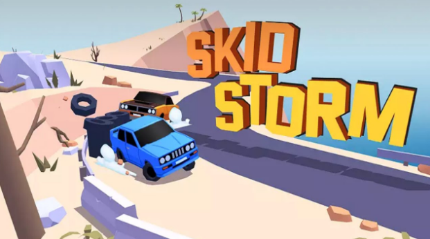 Download SkidStorm Mod Apk Unlimited Money