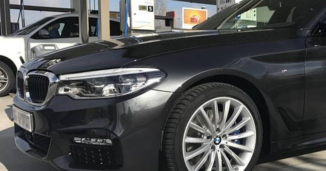 2017 Bmw 5 Series 530d With M Sport Package Bmw Redesign