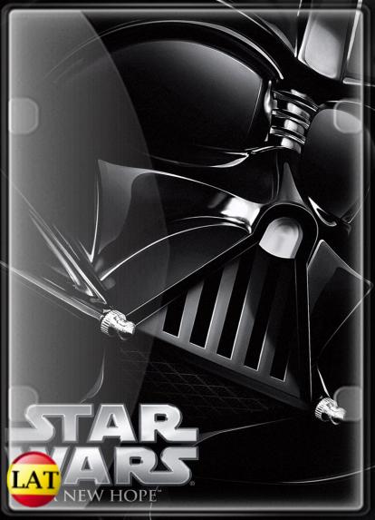 Star Wars – Episodio IV: Una Nueva Esperanza (1977) DVDRIP LATINO