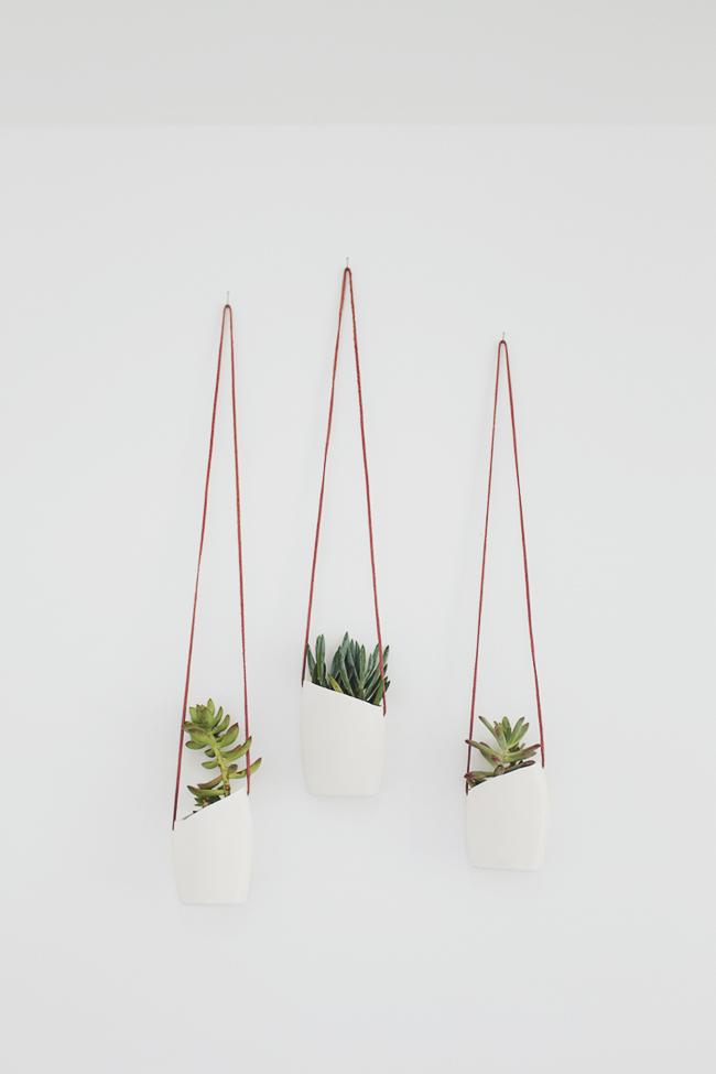 PUNTXET Cómo hacer maceteros colgantes reciclados #tutorial #decoración #DIY