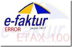 Solusi e-Faktur Kode Error ETAX-20002 Nomor Faktur sudah terdaftar.