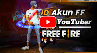 id ff youtuber free fire