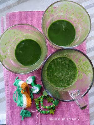 St-Patricks-Day-smoothie
