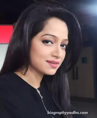 Preeti Raghunandan wiki profile