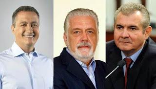 Governador Rui Costa é reeleito