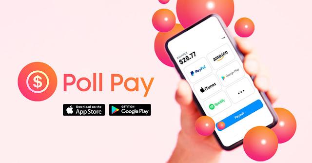 Poll Pay - App para ganar dinero