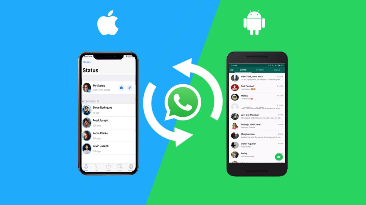 Fitur Transfer Data Chat WhatsApp Dari iOS ke Android Sudah Resmi Bisa Digunakan