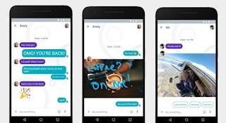 Google Allo Resmi Dirilis, Aplikasi Messaging dengan Asisten yang Cerdas