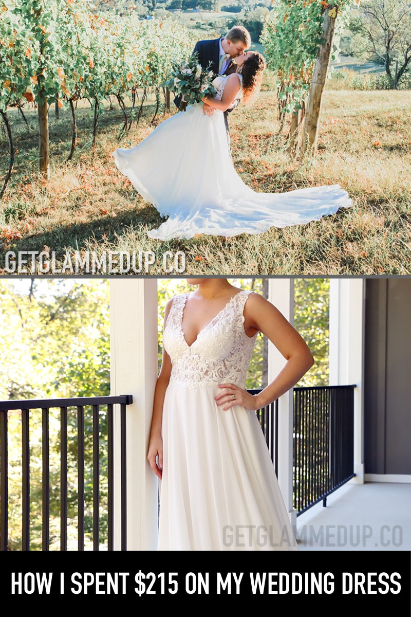 Affordable Wedding Dress - JJ's House Review