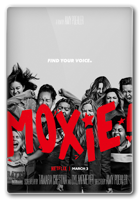 Moxie (2021) Dual Audio [Hindi – Eng] 720p HDRip ESub x265 HEVC 600Mb