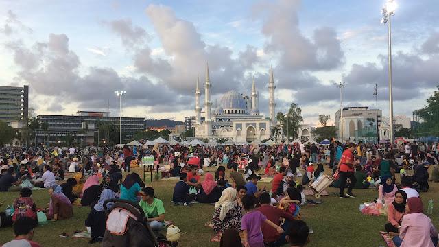 Pahang Tidak Benarkan Berbuka Puasa Di Padang MBK 1 Sepanjang Ramadan