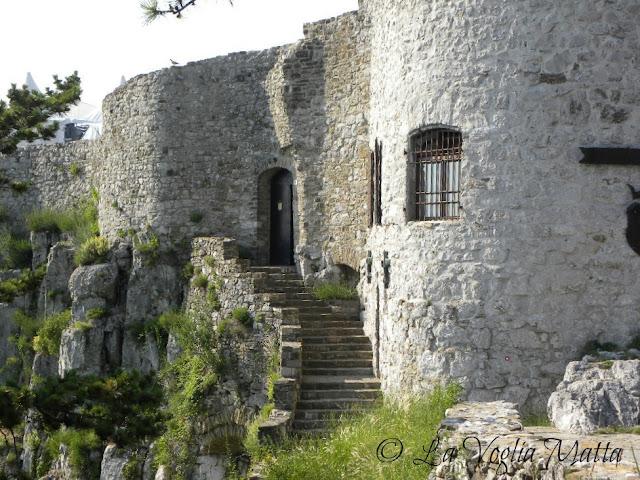 Castello di San Servolo in Slovenia