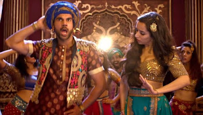 Stree Movie Video Song
