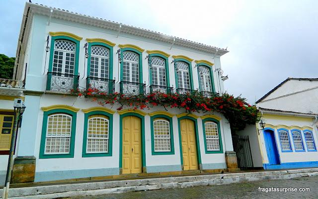 Solar dos Neves, casa de tancredo Neves em São João del Rei