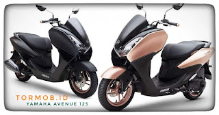 Yamaha avenue 125 vs pcx