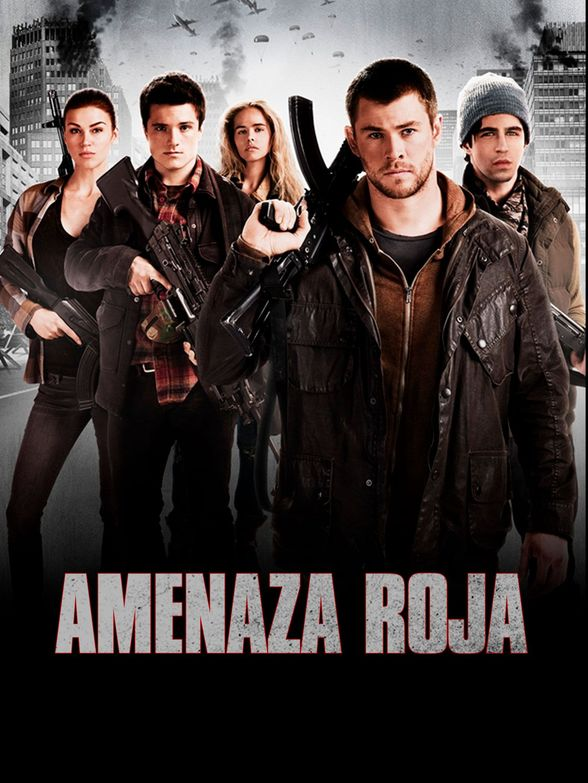 Amenaza Roja (2012) PLACEBO Full HD 1080p Latino