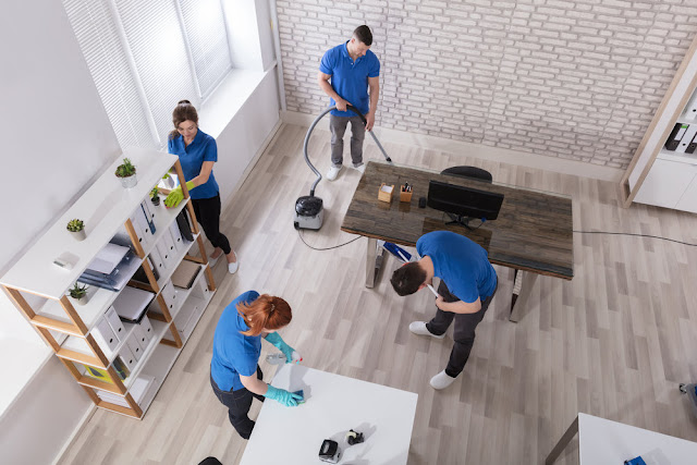 Global cleaning services market set to top US$74.29 billion by 2024 with Middle East among the fastest growing regions