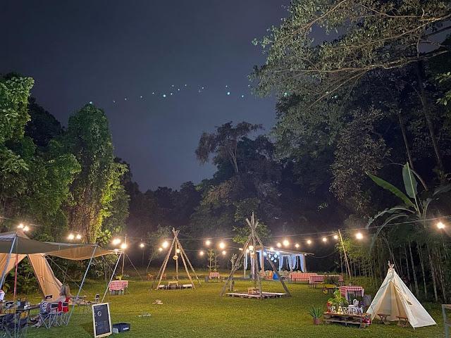 Camp Coffee and Nature Sleman Jogja
