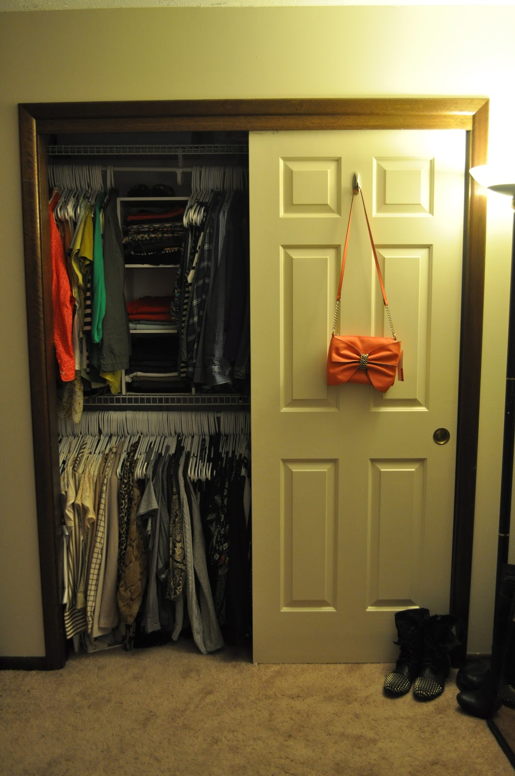 Your Closet Can Simplify Your Life The Art Of The Capsule: How To Maximize Your Limited Space And Organize Your
