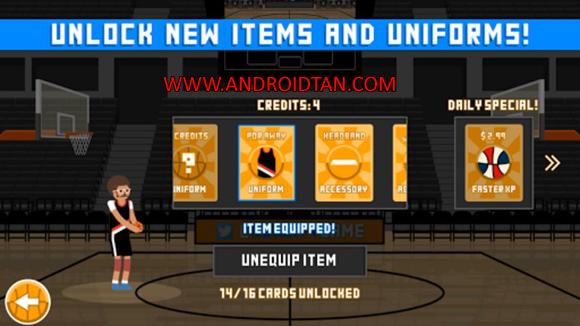 Hardwood Rivals Basketball Mod Apk Free
