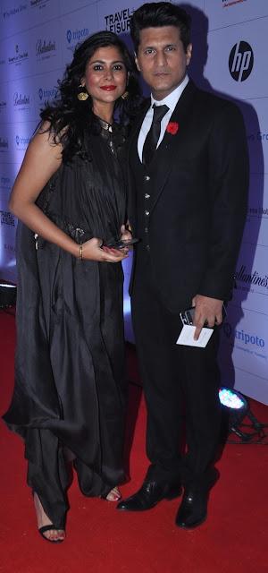 Ruchi Makhni and Rajiv Makhni, India's Tech Guru and TV Anchor (2)