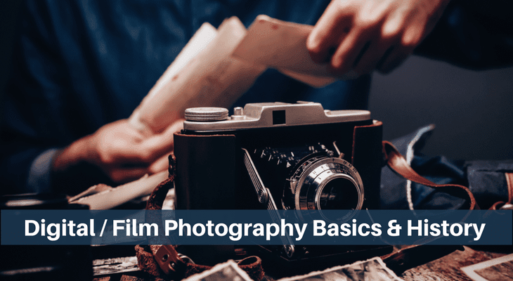 history of photography with some Basics