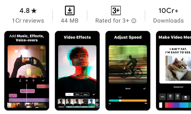 Video Editor & Video Maker - InShot Free Version