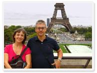 Cuatro días en París