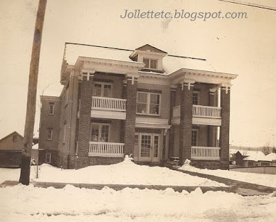 Wellington Hall Harrisonburg Teachers College 1924 https://jollettetc.blogspot.com