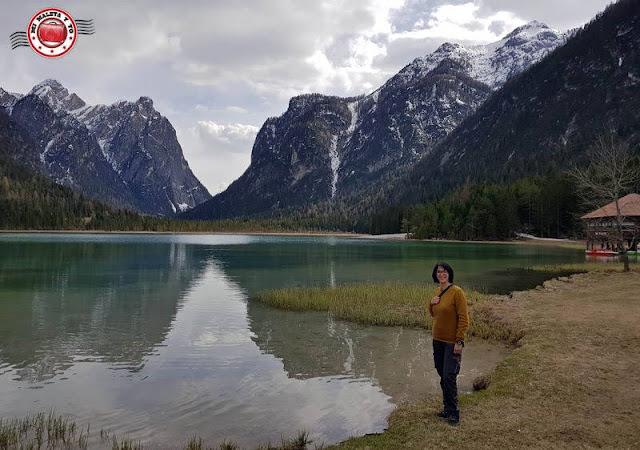 Lago di Dobbiaco, Montes Dolomitas