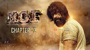K.G.F chapter 2 full movie download
