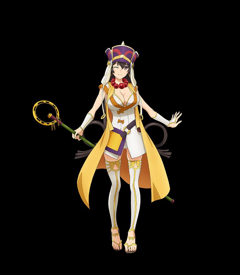 Caster (Xuanzang) (Fate/Grand Order)
