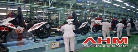Loker Urgen 2019 PT Astra Honda Motor Plain Bekasi Karawang ll