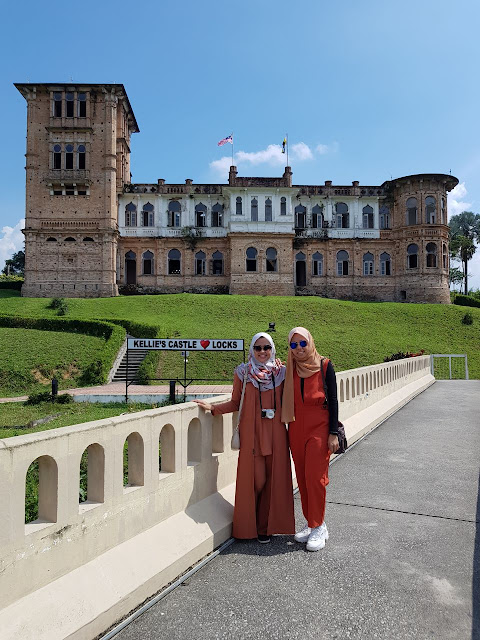 Misteri di Balik Kellie's Castle yang Tidak Rampung