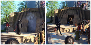 disney hollywood studios 2016 jedi training