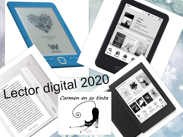 Lector digital 2020. Mi selección.
