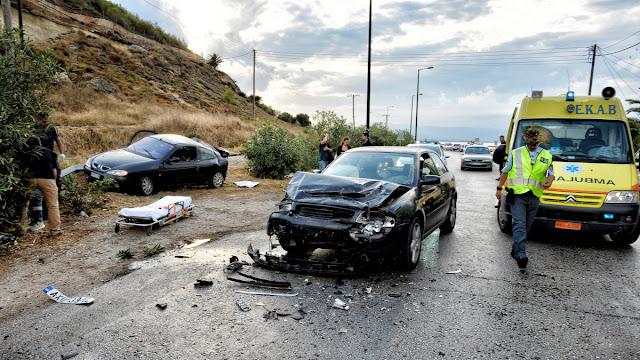 6 θανατηφόρα τροχαία τον Μάιο στην Πελοπόννησο