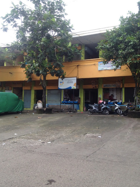 Pasar Pamoyana Bandung