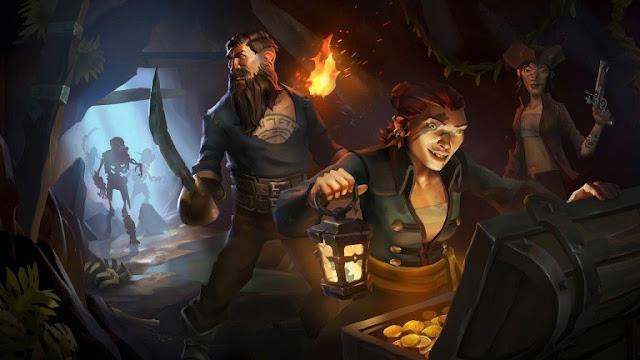 لعبة Sea of Thieves ستحصل على تفاصيل جديدة ضمن حدث The Game Awards 2017