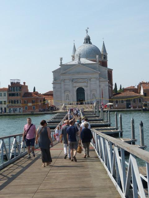 Festa del Redentore Venice Redentore church