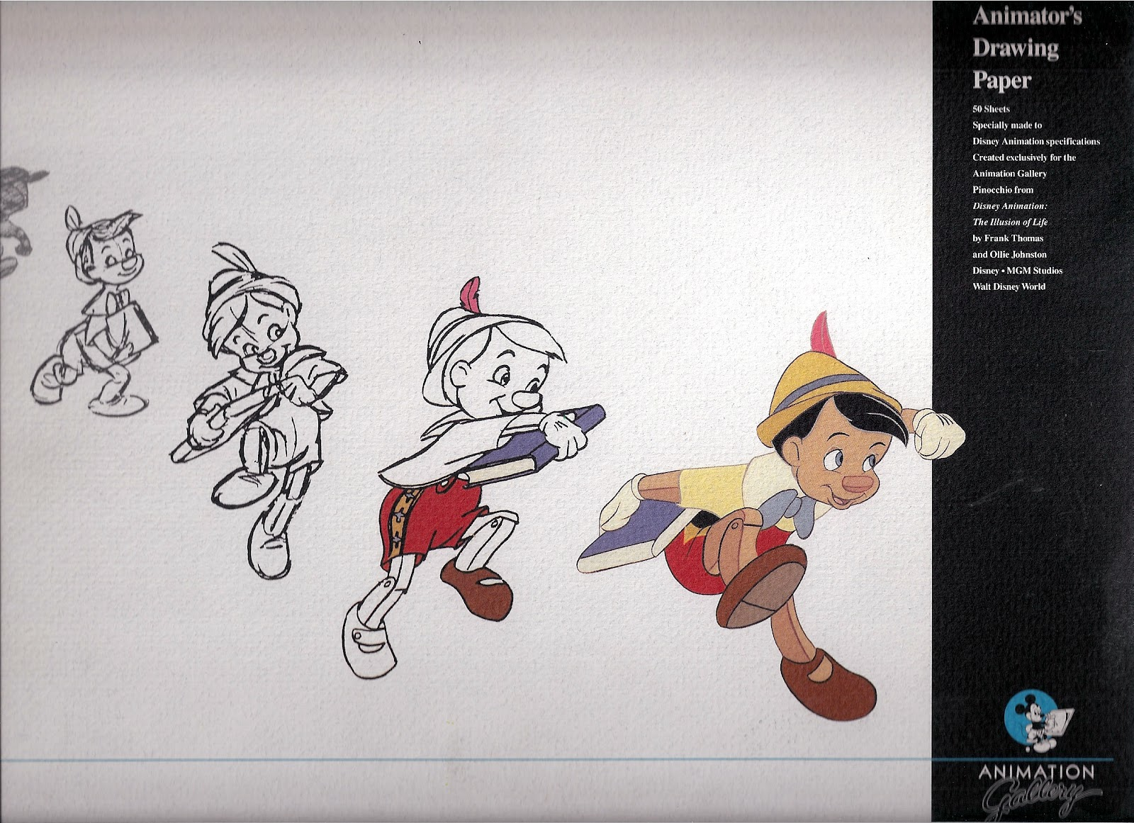 Disney Animation Paper