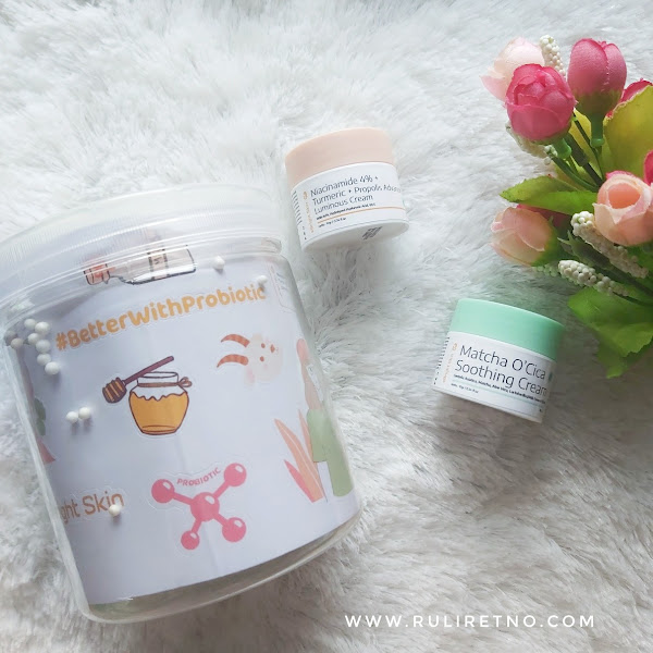 Review Twin Cream Ebright Skin, Natural Skincare Halal dengan Probiotik