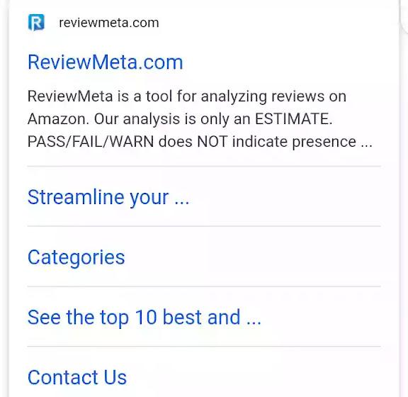 review meta
