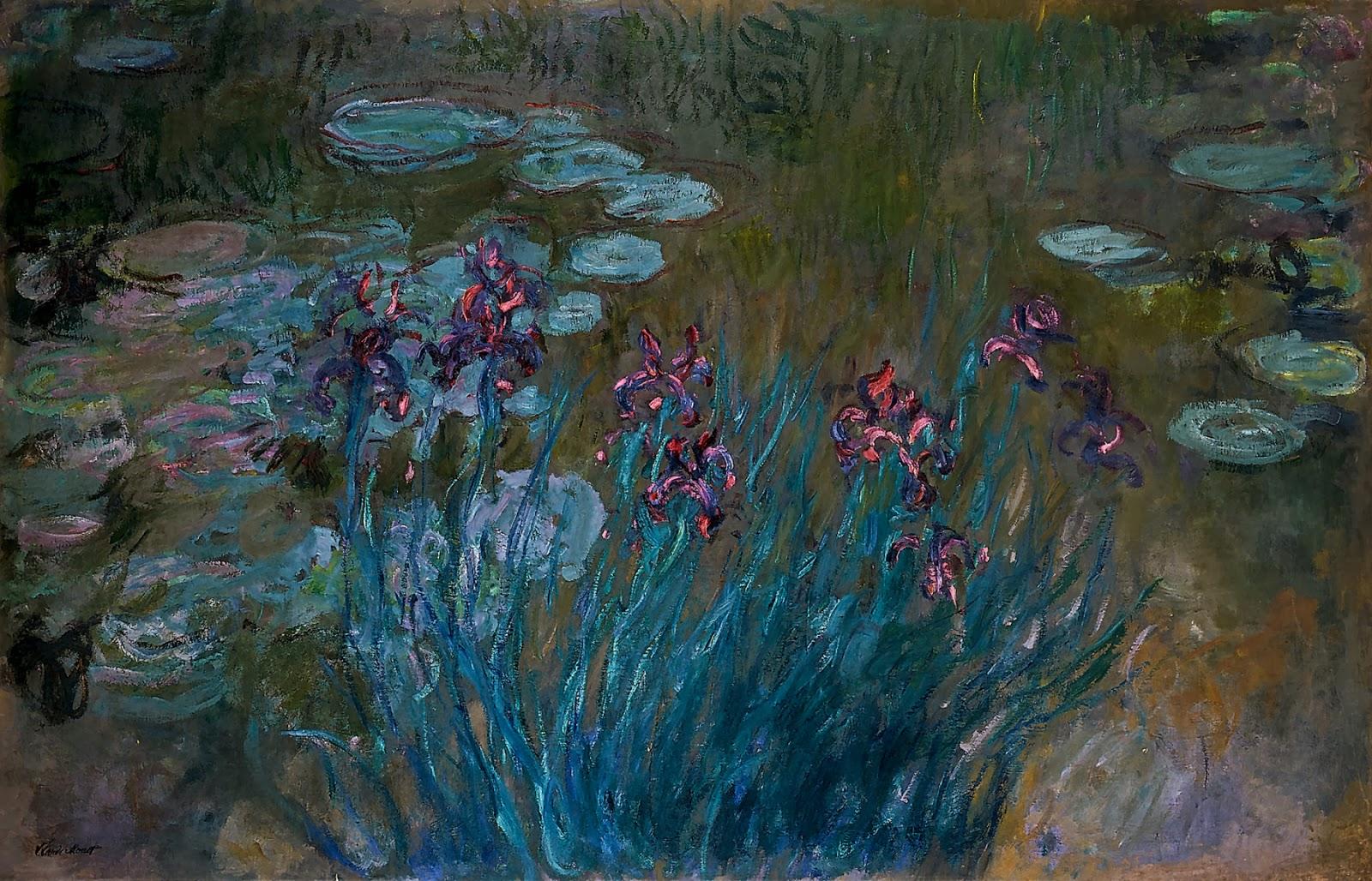 ART Amp ARTISTS Claude Monet Part 27 1912 26