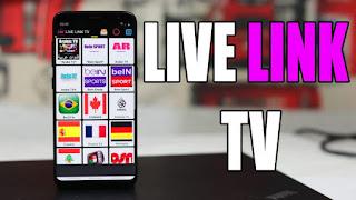 قم بتنزيل LIVE LINK APK لمشاهدة أفضل القنوات الدولية على نظام Android