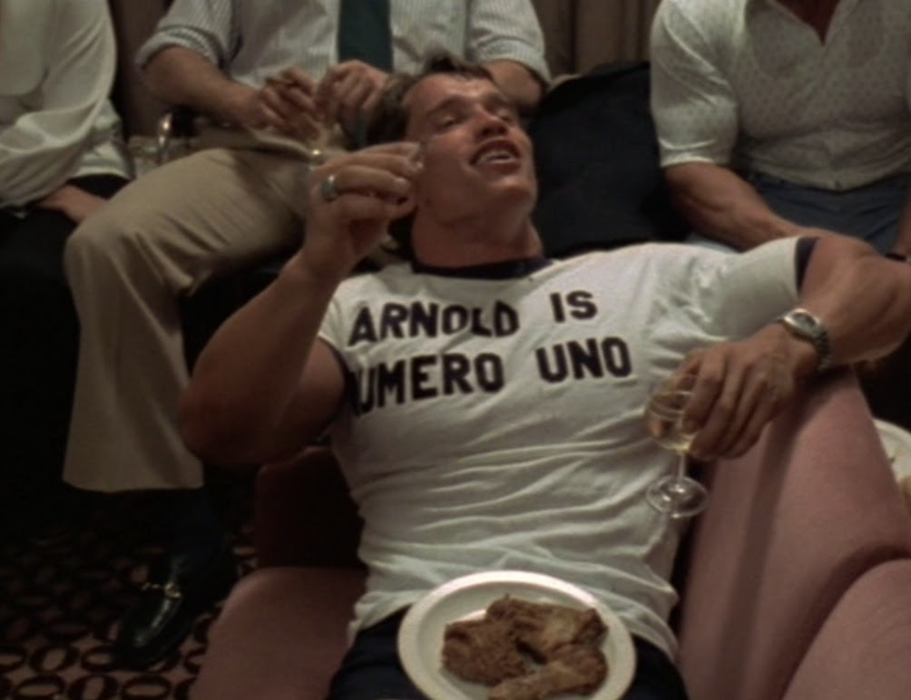 5 Reasons Why We Love Arnold Schwarzenegger