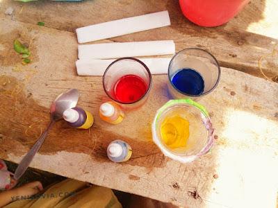 kegiatan menyenangkan untuk mengajarkan warna pada anak