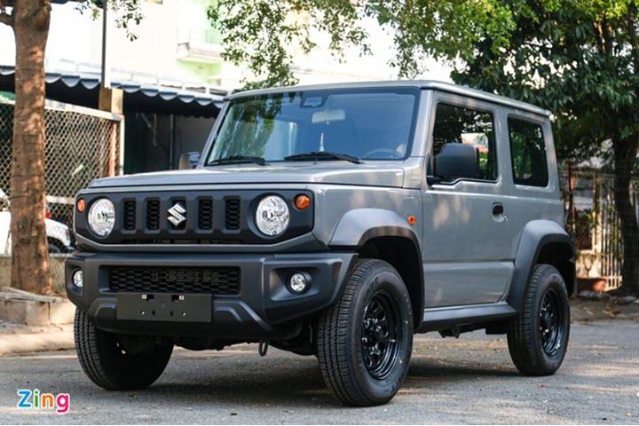 Khách mua phải chờ 18 tháng để nhận Suzuki Jimny